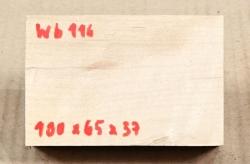 Wb116 Hornbeam 100 x 65 x 37 mm