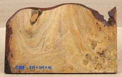 Si027 Sindora Burl 335 x 205 x 15 mm