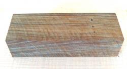 Lignum Vitae Knife Blank 120 x 40 x 30 mm