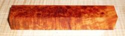 Amboina Maser Pen Blank 120 x 20 x 20 mm