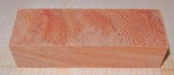 Pau Rosa Knife Blank 120 x 40 x 30 mm