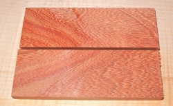 Pau Rosa Knife Scales 120 x 40 x 10 mm