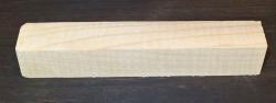 Hackberry Tree Wood Pen Blank 120 x 20 x 20 mm
