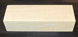 Hackberry Tree Wood Knife Block 120 x 40 x 30 mm