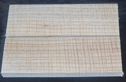 Hackberry Tree Wood Knife Scales 120 x 40 x 10 mm