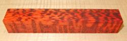 Snake Wood Pen Blank AAA Figured 125 x 18-19 x 18 -19 mm