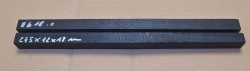 Eb018 Ebony Pair of Chop Stick Blanks 245 x 12 x 12 mm