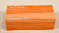 Pad289 Padauk, Coral Wood 175 x 80 x 55 mm