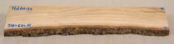 Md101 Mandelbaumholz 375 x 65 x 11 mm
