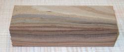Russian Olive Knife Block from Berlin Ku'damm 120 x 40 x 30 mm