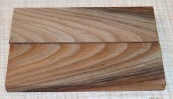 Ölweide Griffschalen vom Ku'damm 120 x 40 x 10 mm