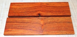 Cocobolo Folder-Griffschalen 140 x 40 x 4-5 mm