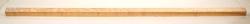 Ah724 Vogelaugenahorn getempert, Schuss für Spazierstock 945 x 24 x 24 mm