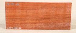 Bl175 Satiné, Blutholz 285 x 125 x 11 mm
