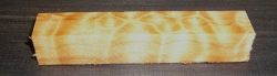 Oregon-Ahorn, Quilted Maple Pen Blank 120 x 20 x 20 mm