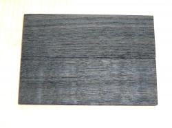 Mooreiche stabilisiert Griffschalen 115 x 40 x 6 mm