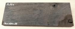 Mo076 Mooreiche Brett 370 x 135 x 29 mm