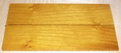 Osage Orange Razor Folder Scales 140 x 40 x 4 mm