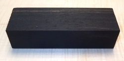 Ebony Knife Blank 120 x 40 x 30 mm