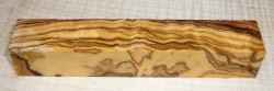 Olive Wood Pen Blank 120 x 20 x 20 mm