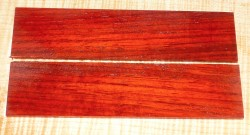 Padauk Knife Razor Scales 150 x 40 x 4 mm