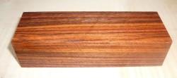 Pau Ferro, Santos-Palisander Griffblock 120 x 40 x 30 mm