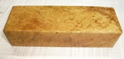 Black Locust  Burl Knife Blank 120 x 40 x 30 mm