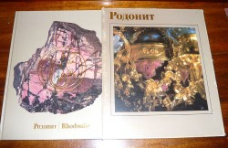 Ural Gems Rhodonite by A. Golomzik